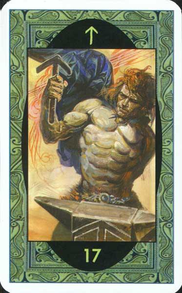 Тиваз (богът на небето)